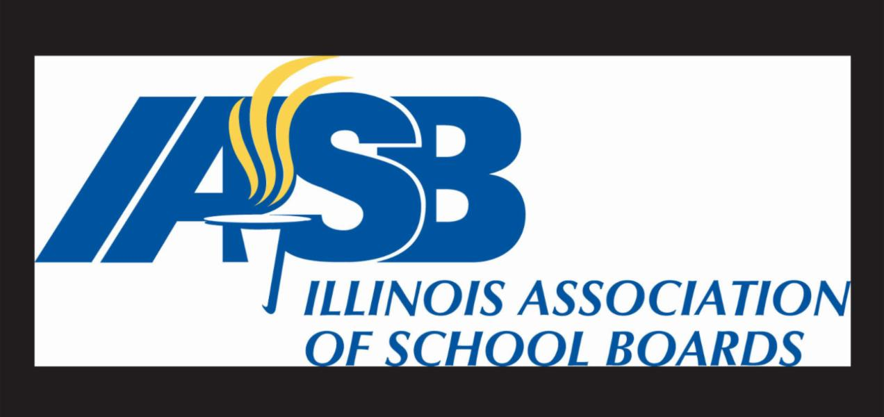 Two District 88 Board of Education members recognized by Illinois Association of School Boards for leadership and service to public education