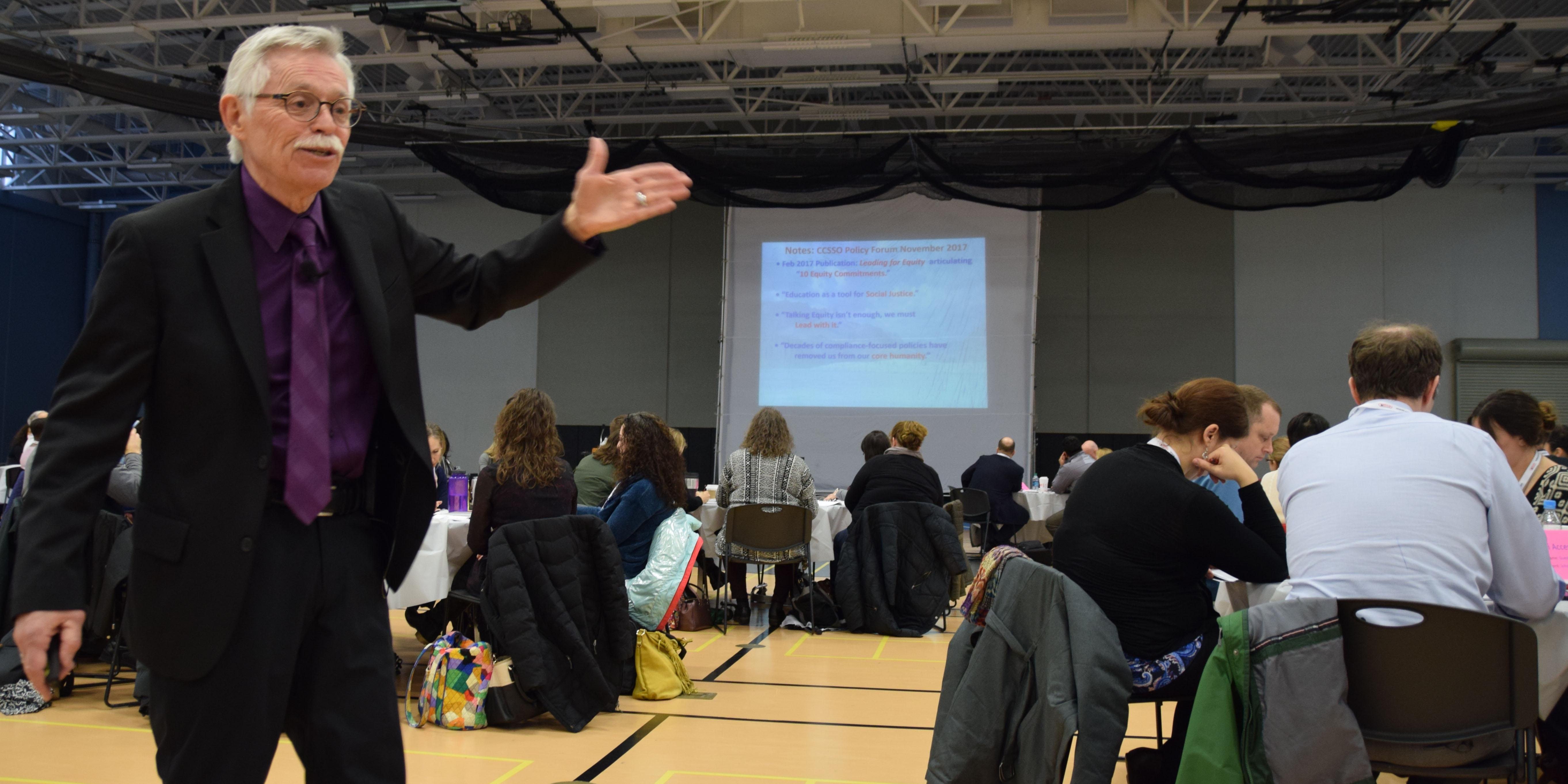 District 88 and DuPage Regional Office of Education host Deep Equity and cultural competency events for school districts