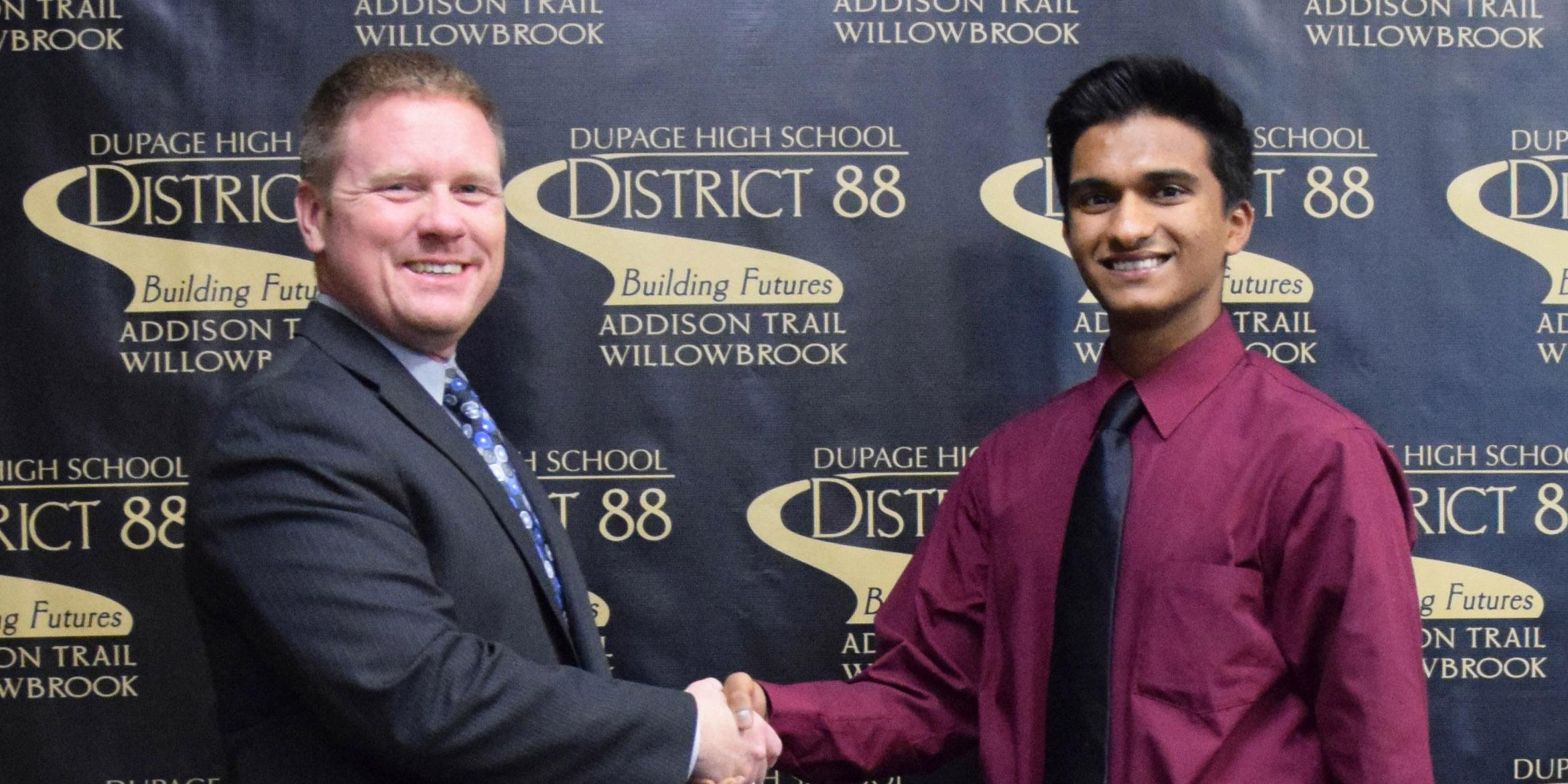 Willowbrook names October recipient of 88's Best recognition
