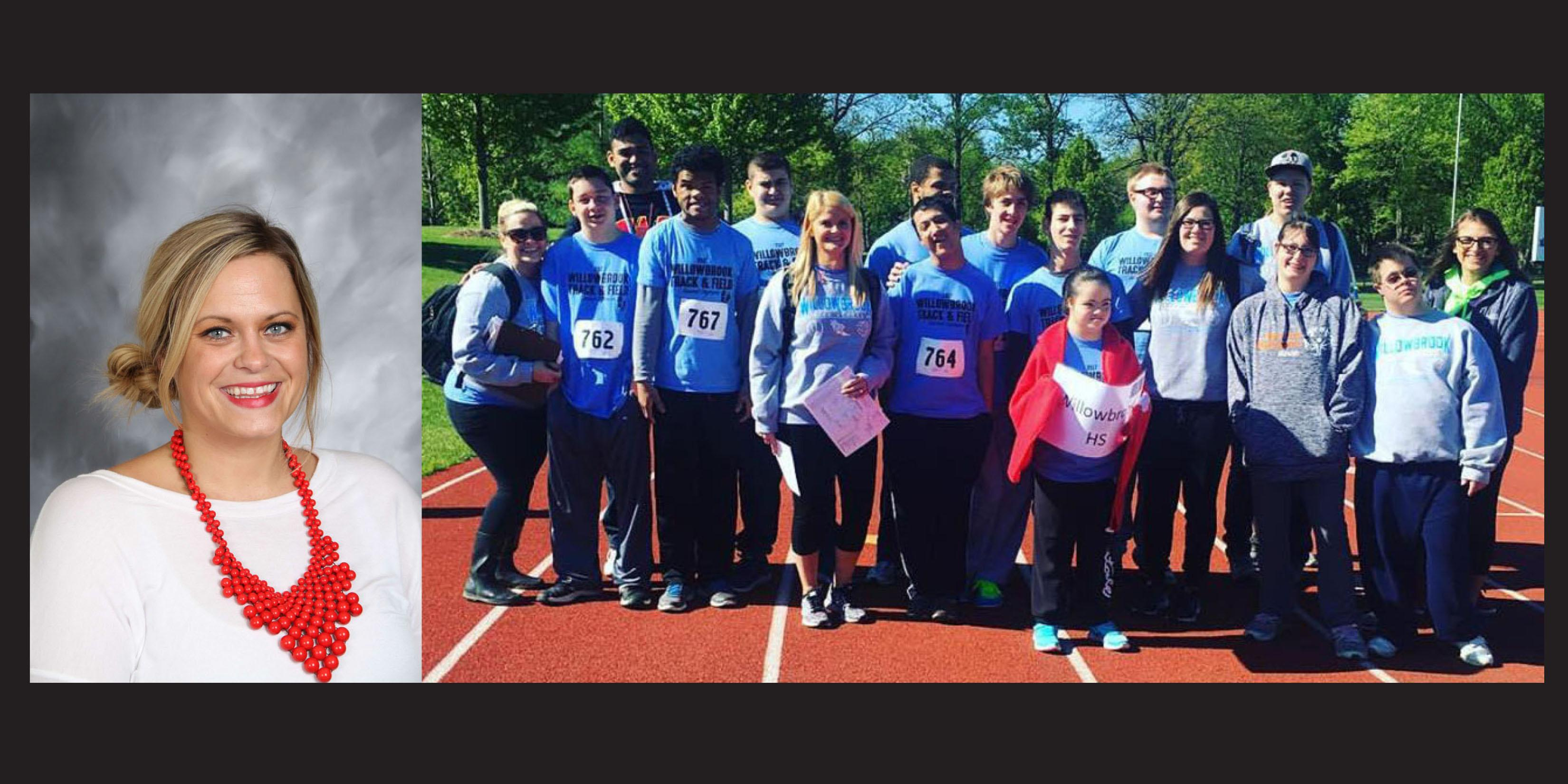 Willowbrook teacher named Head Coach of Illinois Athletics Team for Special Olympics USA Games