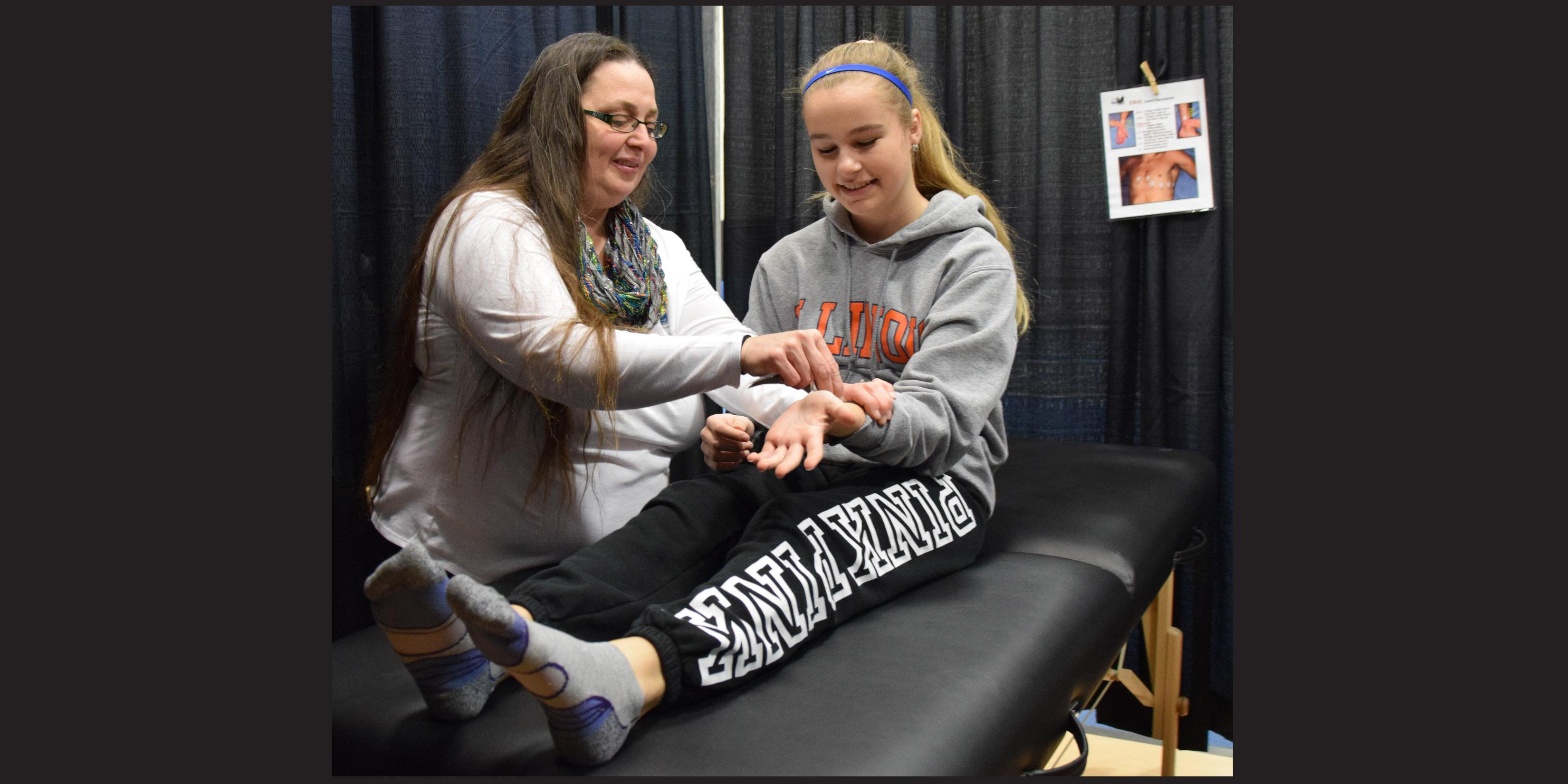 Willowbrook hosts Young Hearts for Life cardiac screening event