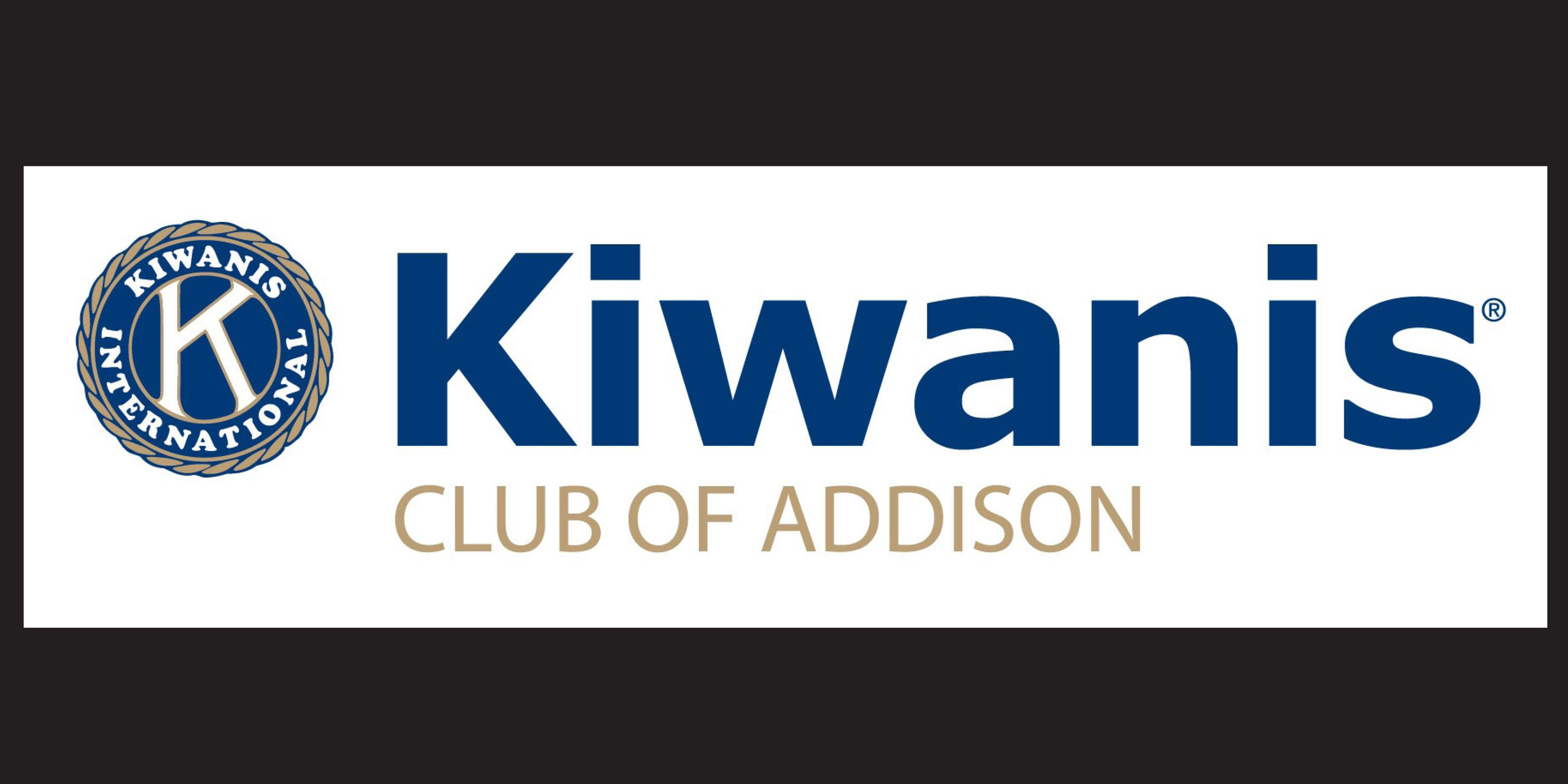 Upcoming Kiwanis Club of Addison events