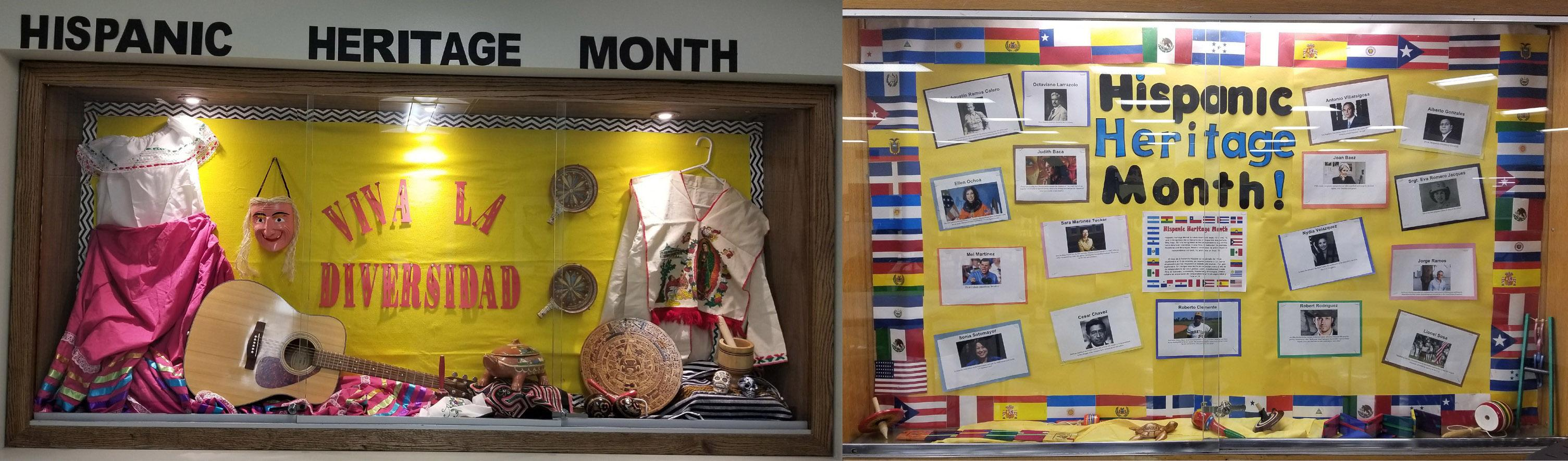 Addison Trail celebrates National Hispanic Heritage Month