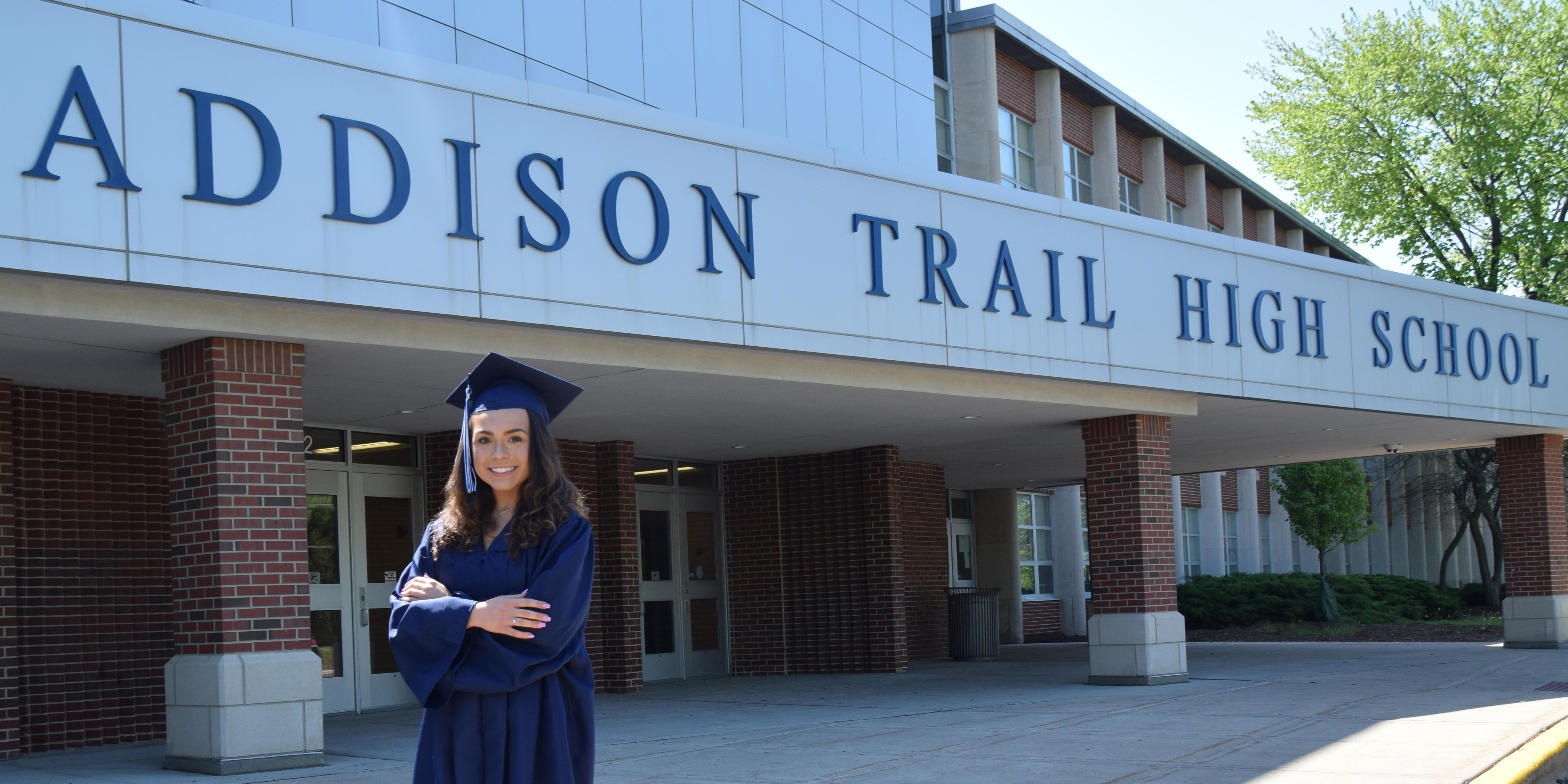 Meet Addison Trail's class of 2018 graduation speaker