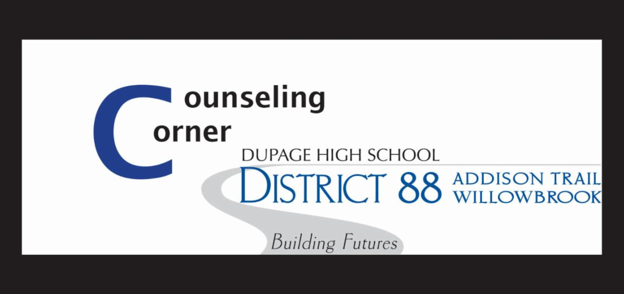 Counseling Corner: Addison Trail Guidance Department offers a variety of groups to support social-emotional needs of students