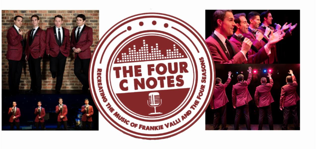 Save the date for a THE FOUR C NOTES concert to raise funds for the Village of Addison Sister Cities/Addison Trail Italian Exchange Program