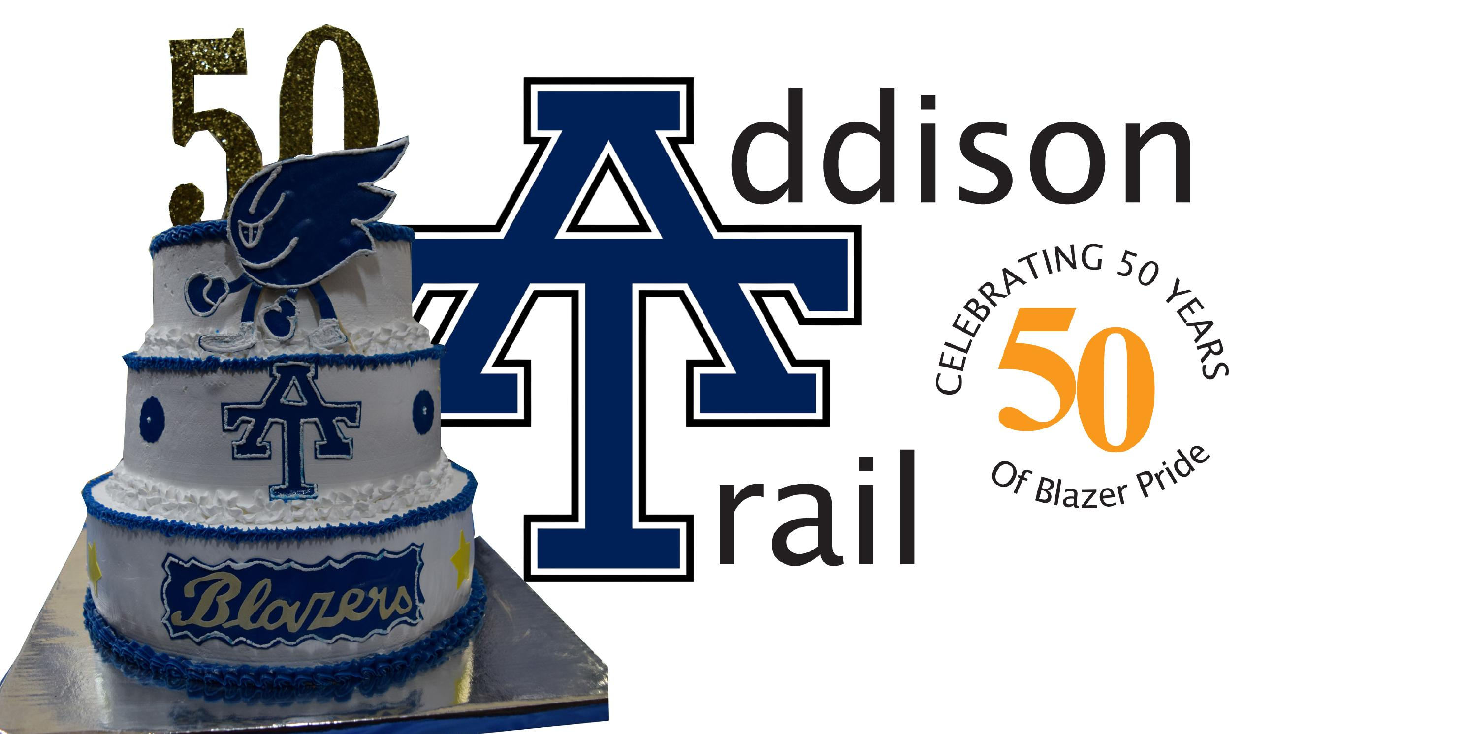 Addison Trail invites you to wish Bucky Blazer happy birthday