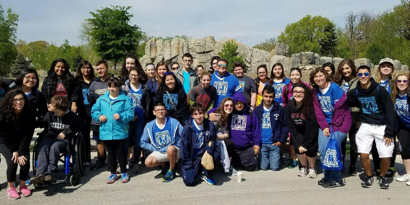 Addison Trail Best Buddies Club to participate in Best Buddies Friendship Walk