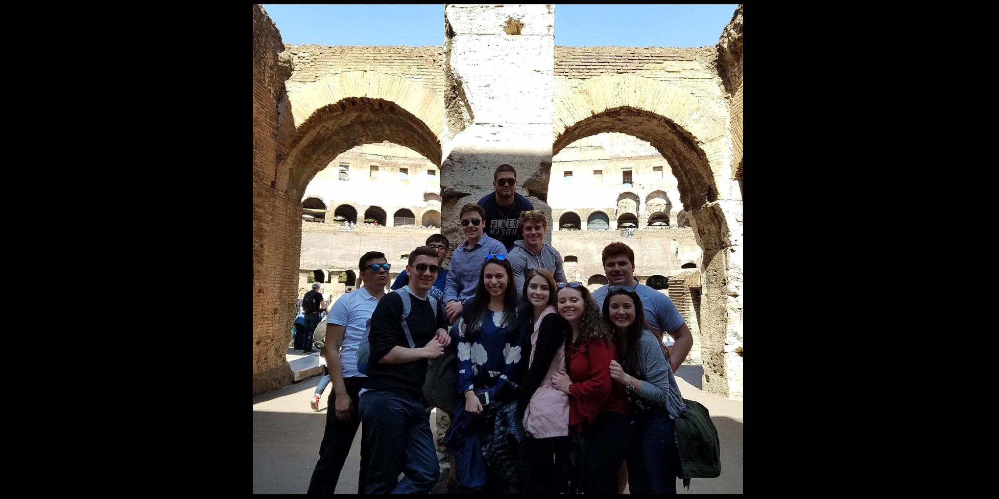 District 88 provides travel abroad experience for students: Expanding the classroom to Italy