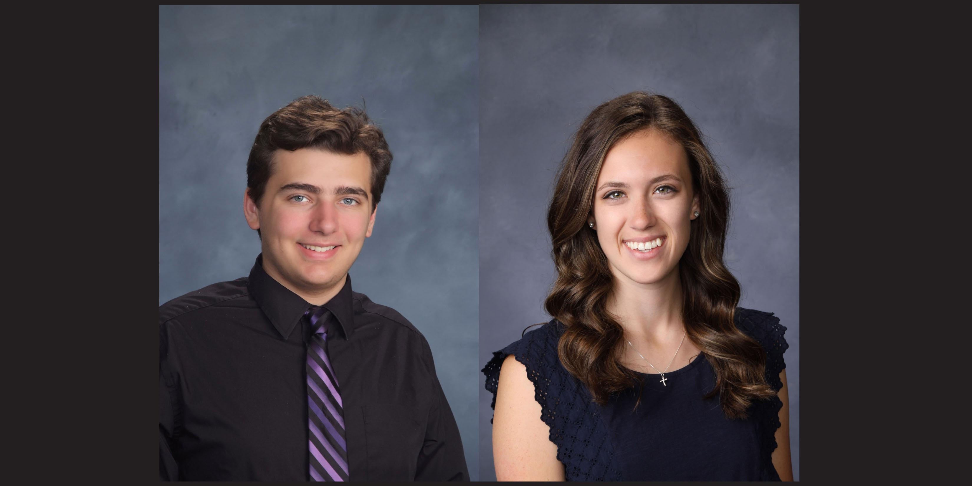 Two members of the Willowbrook class of 2018 named to 2017-18 DuPage County Daily Herald Academic Team