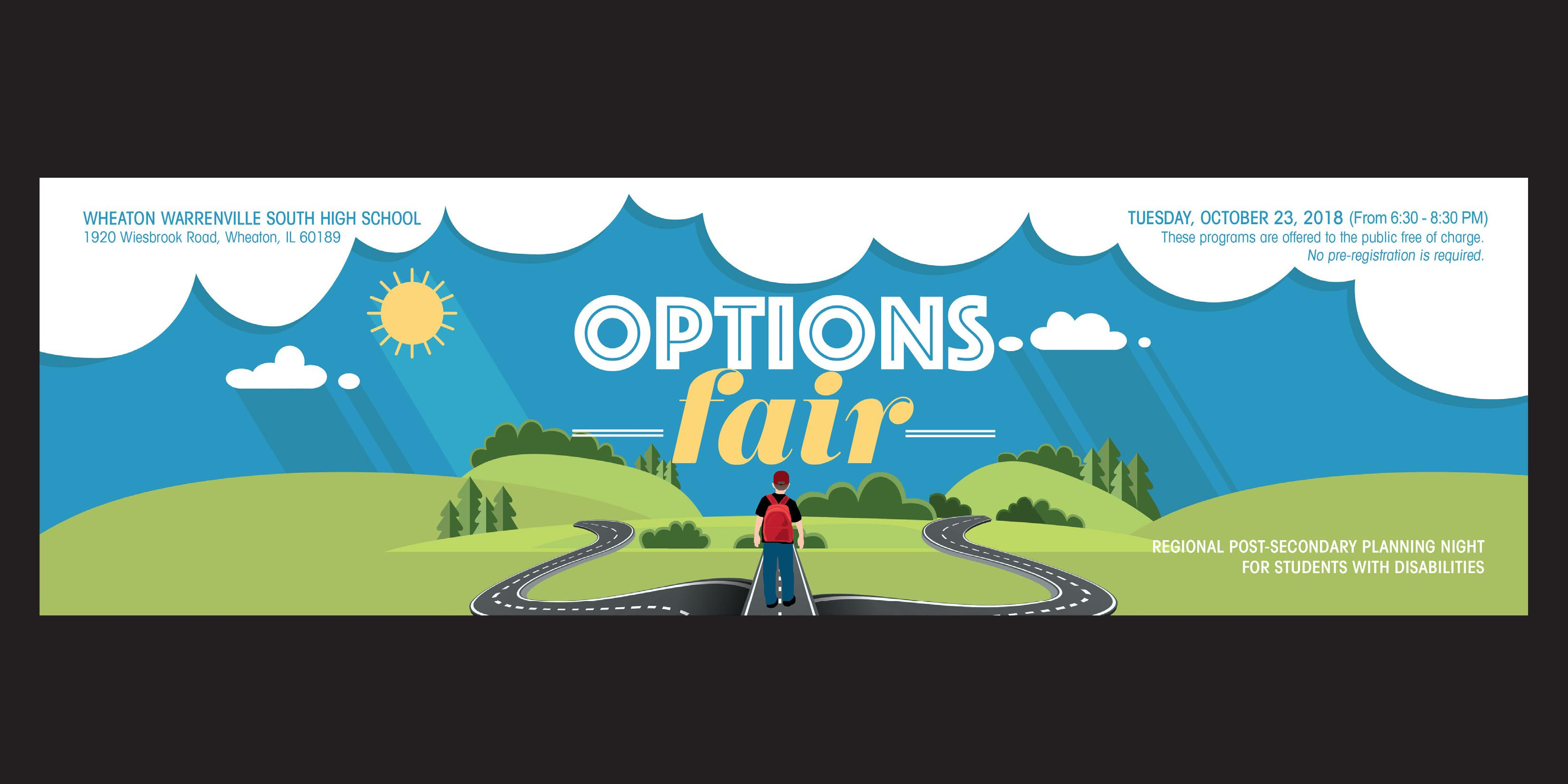 Counseling Corner: Willowbrook Guidance Department shares information about Options Fair for students with special needs