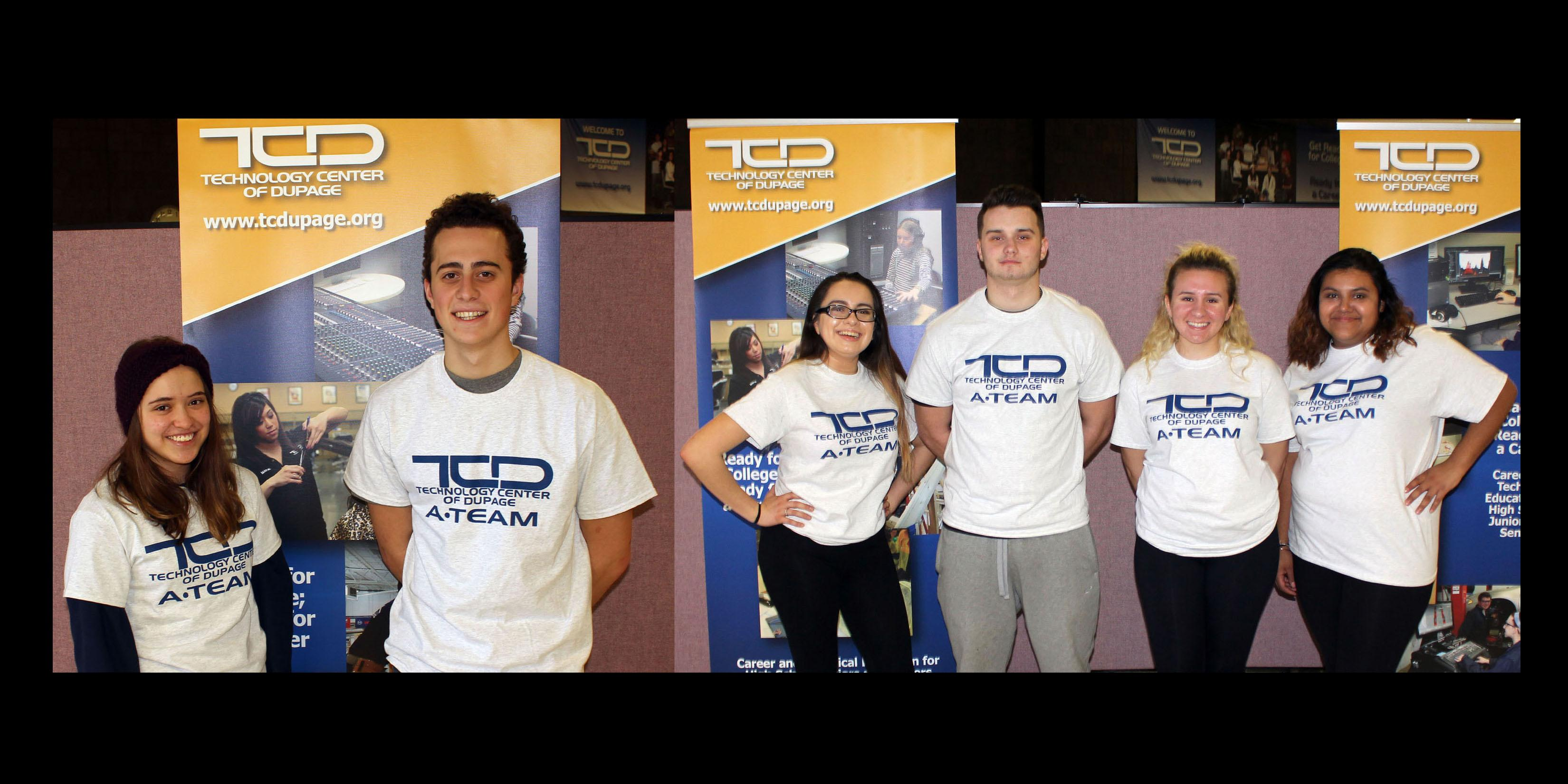 Addison Trail students named to TCD's A-Team Honor Roll