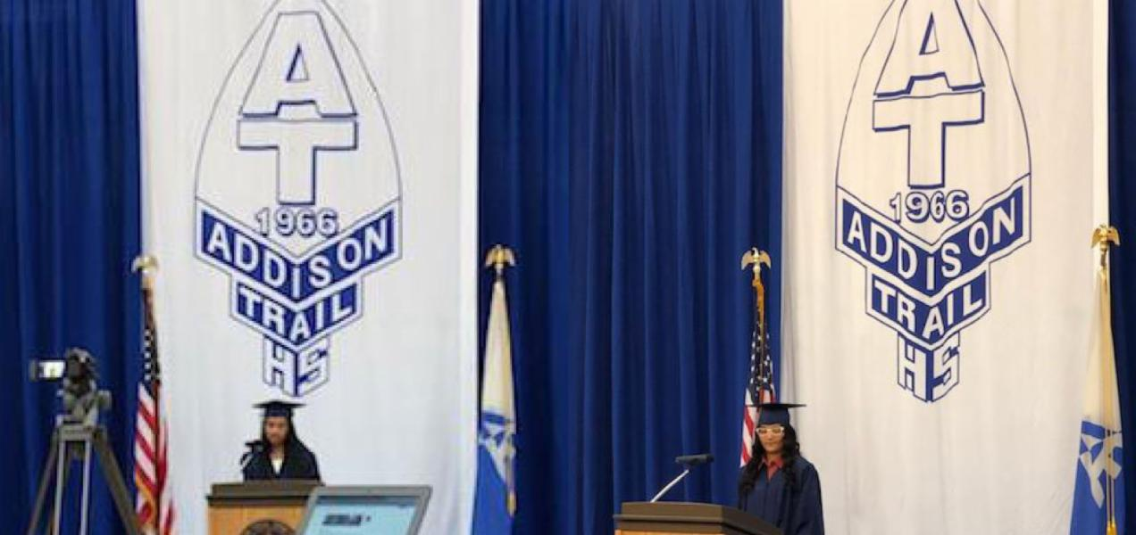 Addison Trail Graduation / Commencement Ceremony