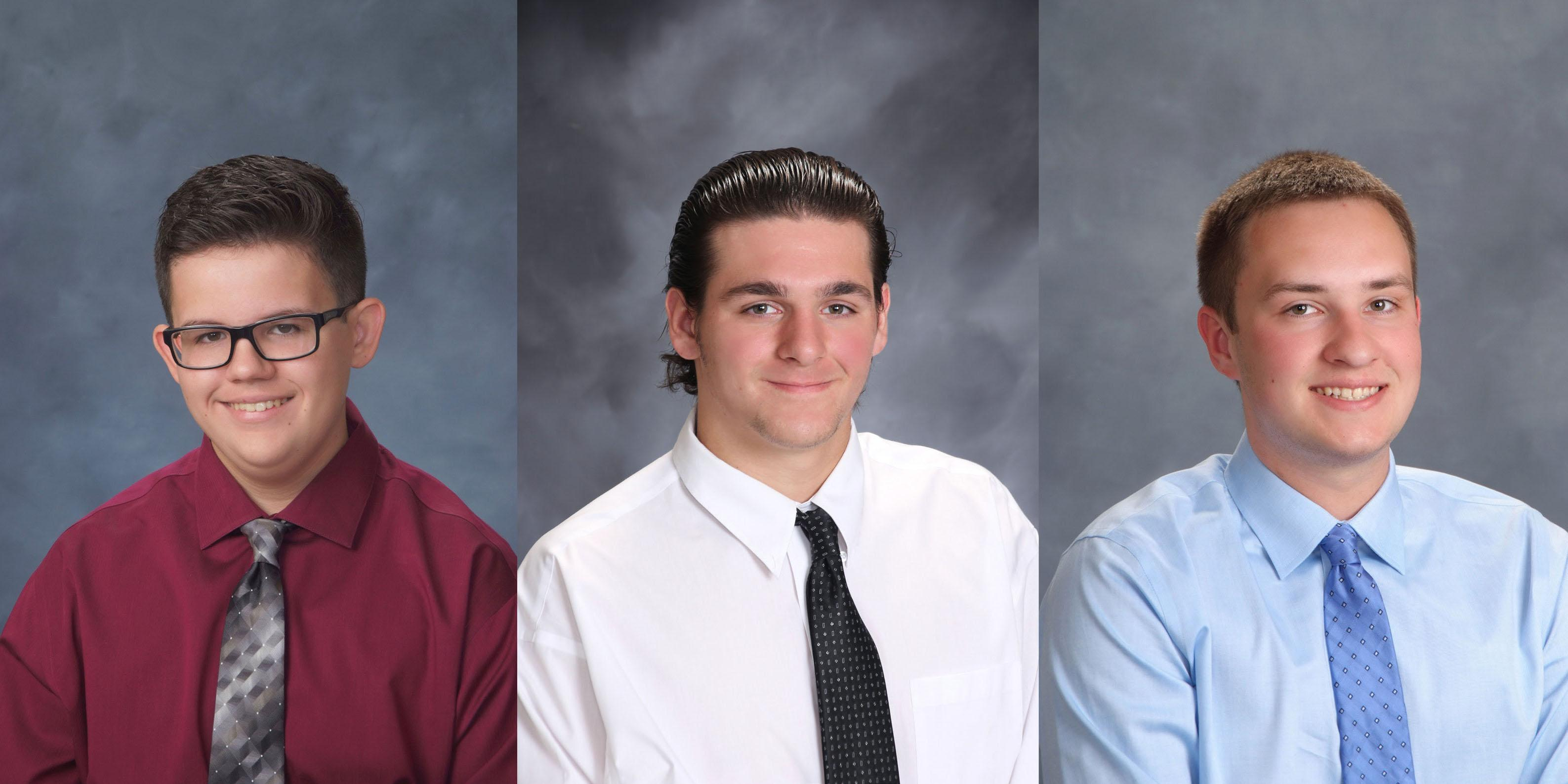 Three Addison Trail students qualify for DECA International Career Development Conference