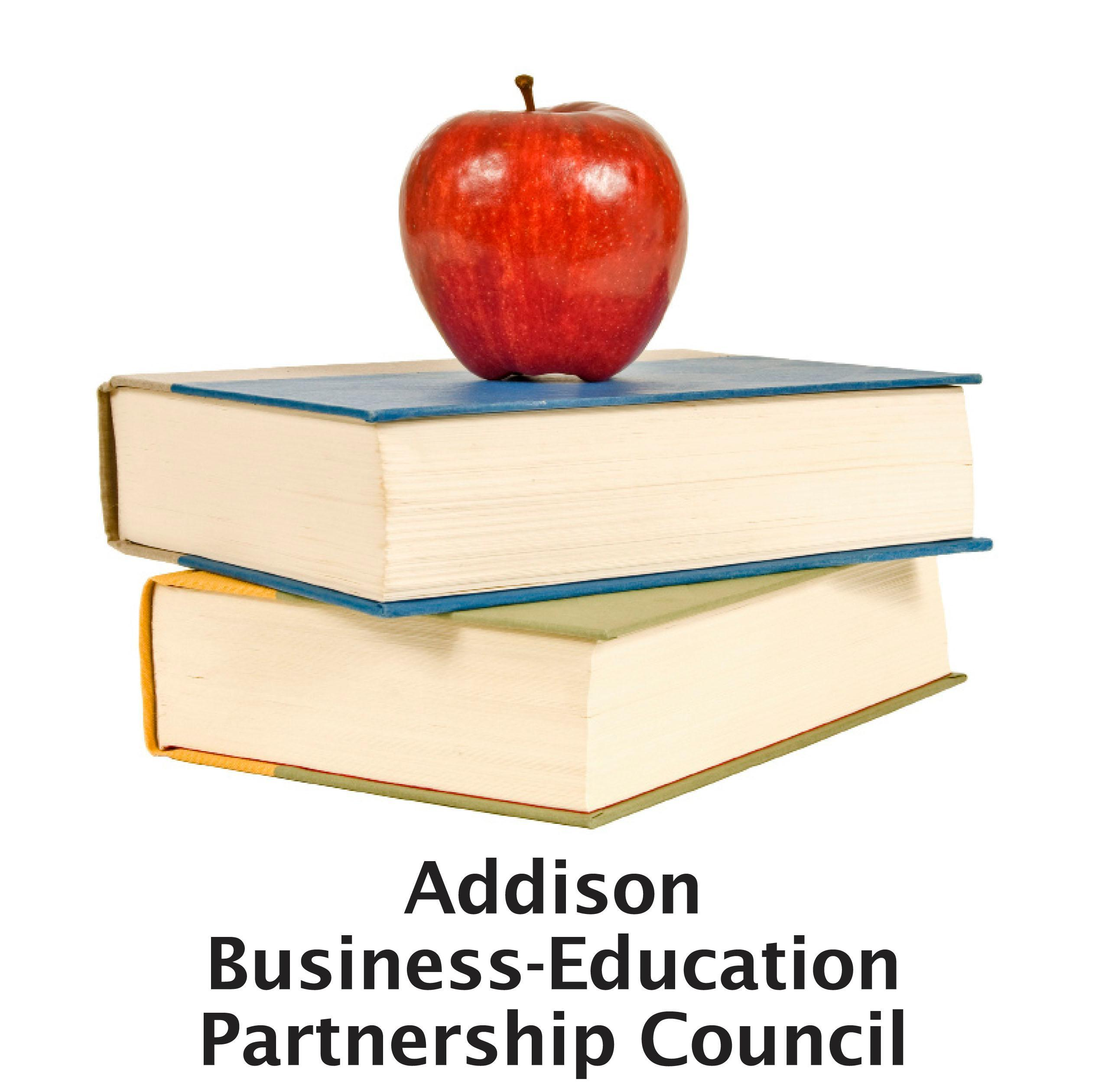 Invitation to join the Addison Business-Education Partnership Council