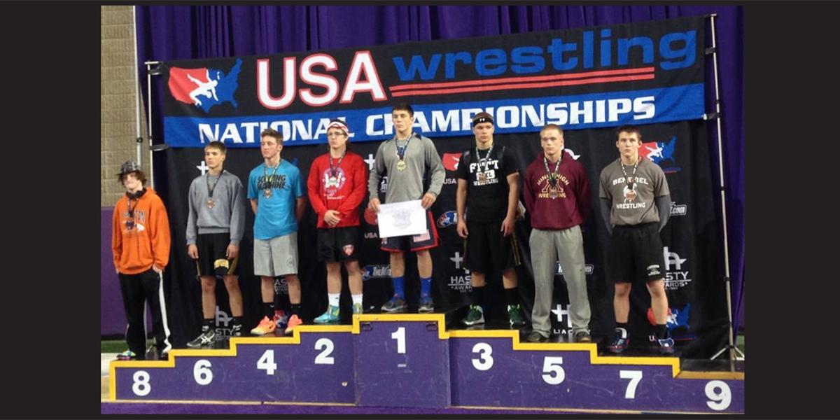 Willowbrook freshman wins national wrestling tournament