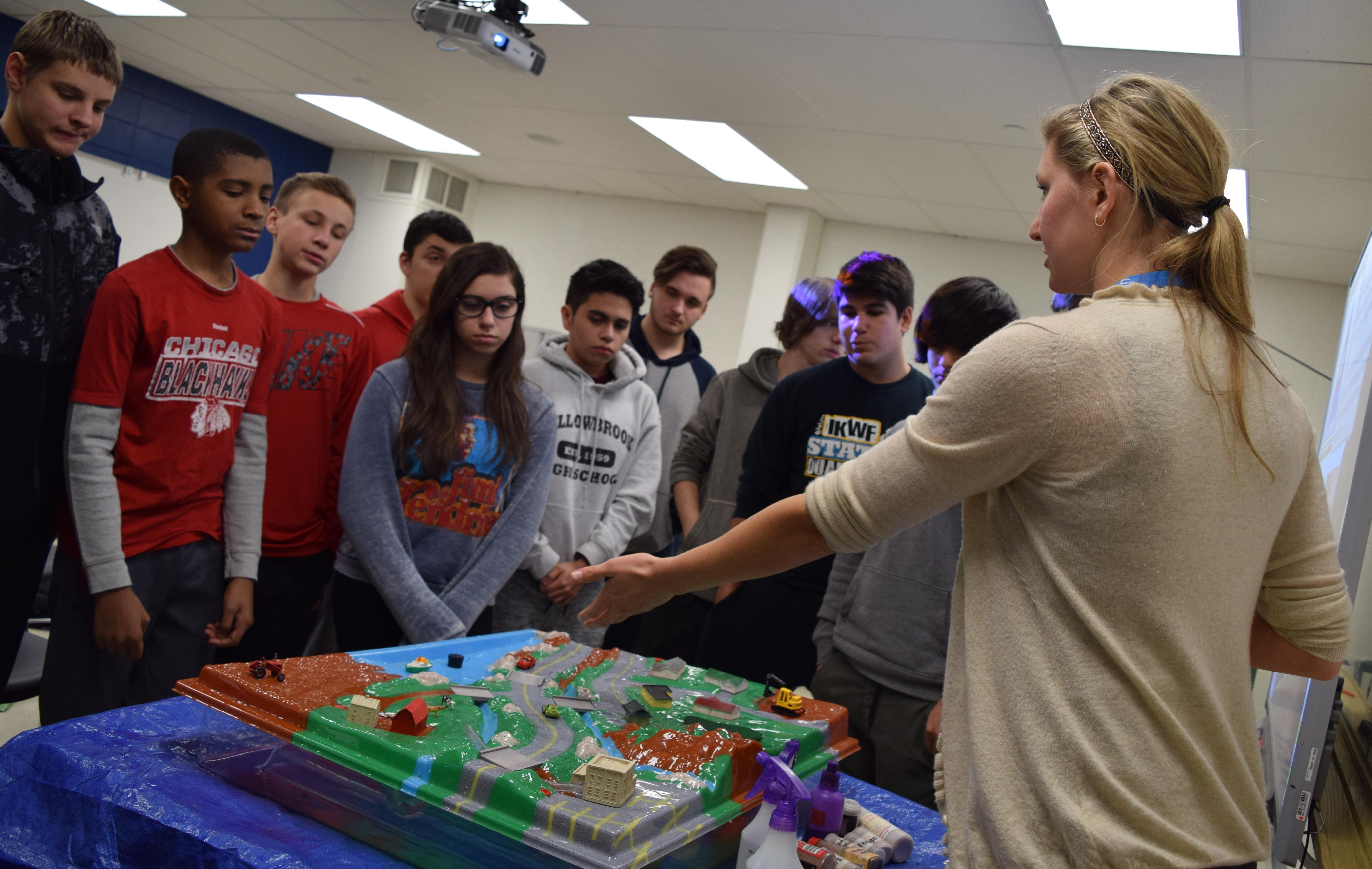 Willowbrook invites career professionals to present during annual Career Day