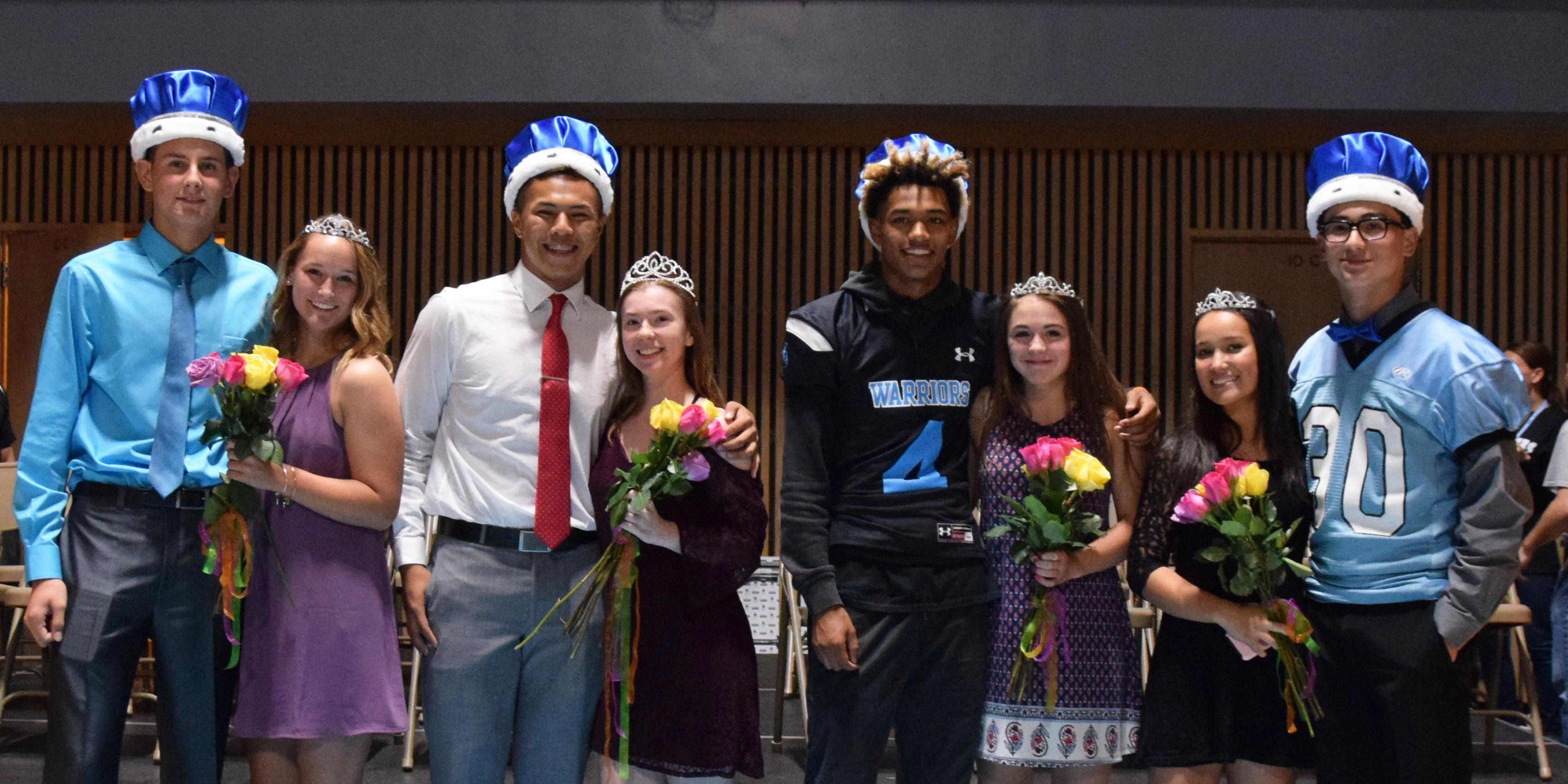 Willowbrook hosts Homecoming 2017