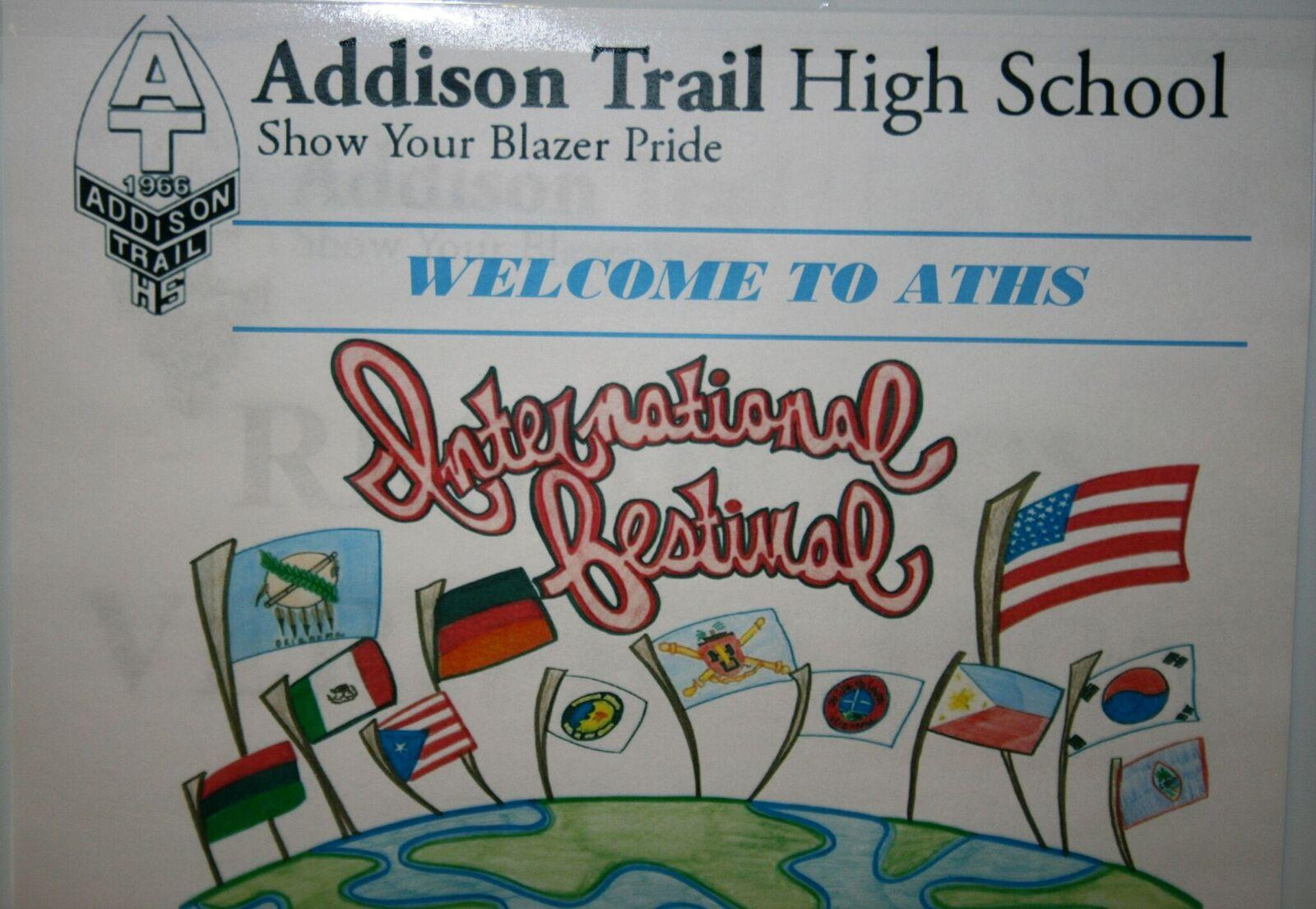 Addison Trail seeks presenters for International Fest Week to share with students experiences of traveling abroad