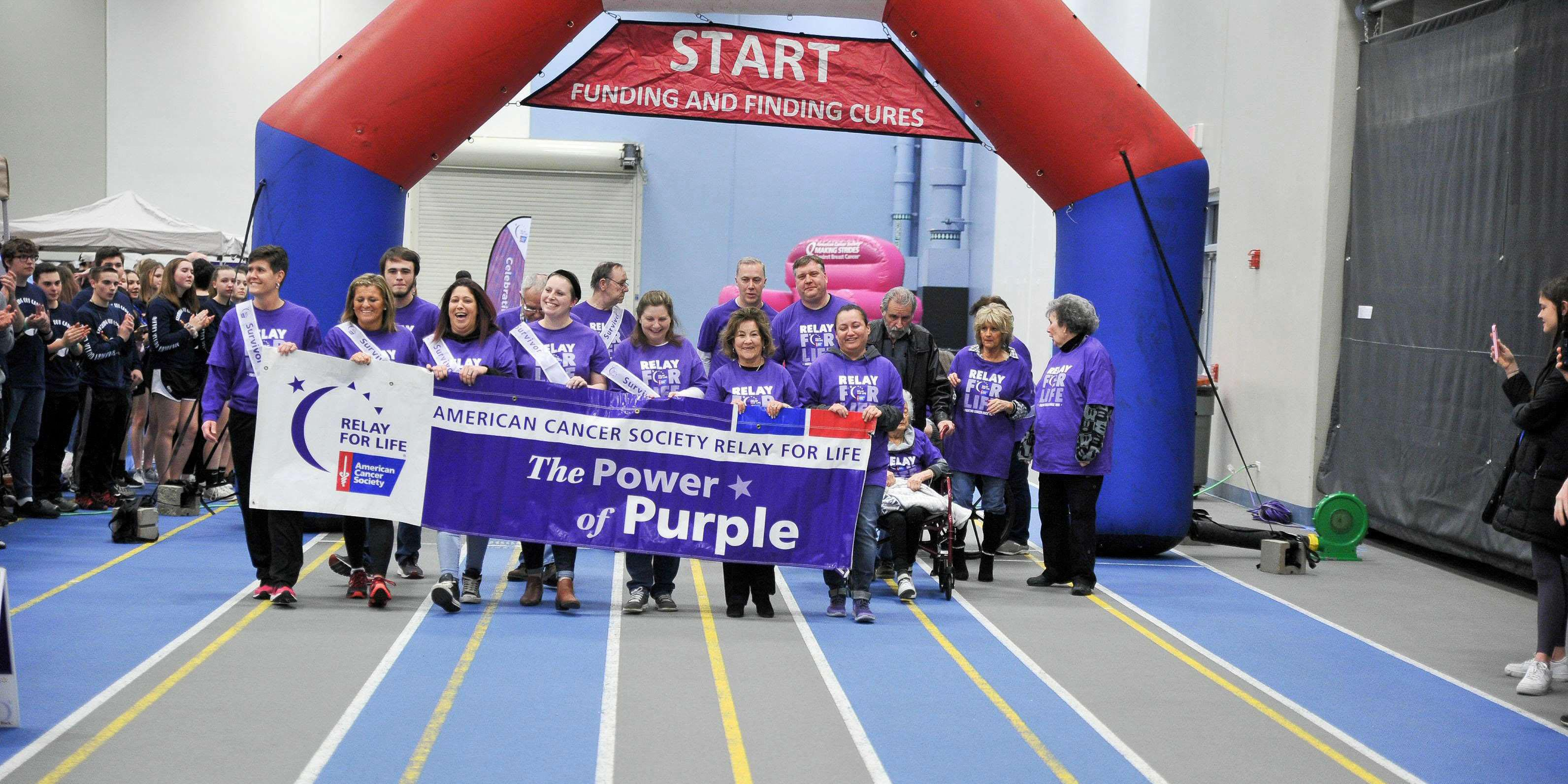 Relay For Life of District 88 Youth raises an event record of more than $91,000 for American Cancer Society