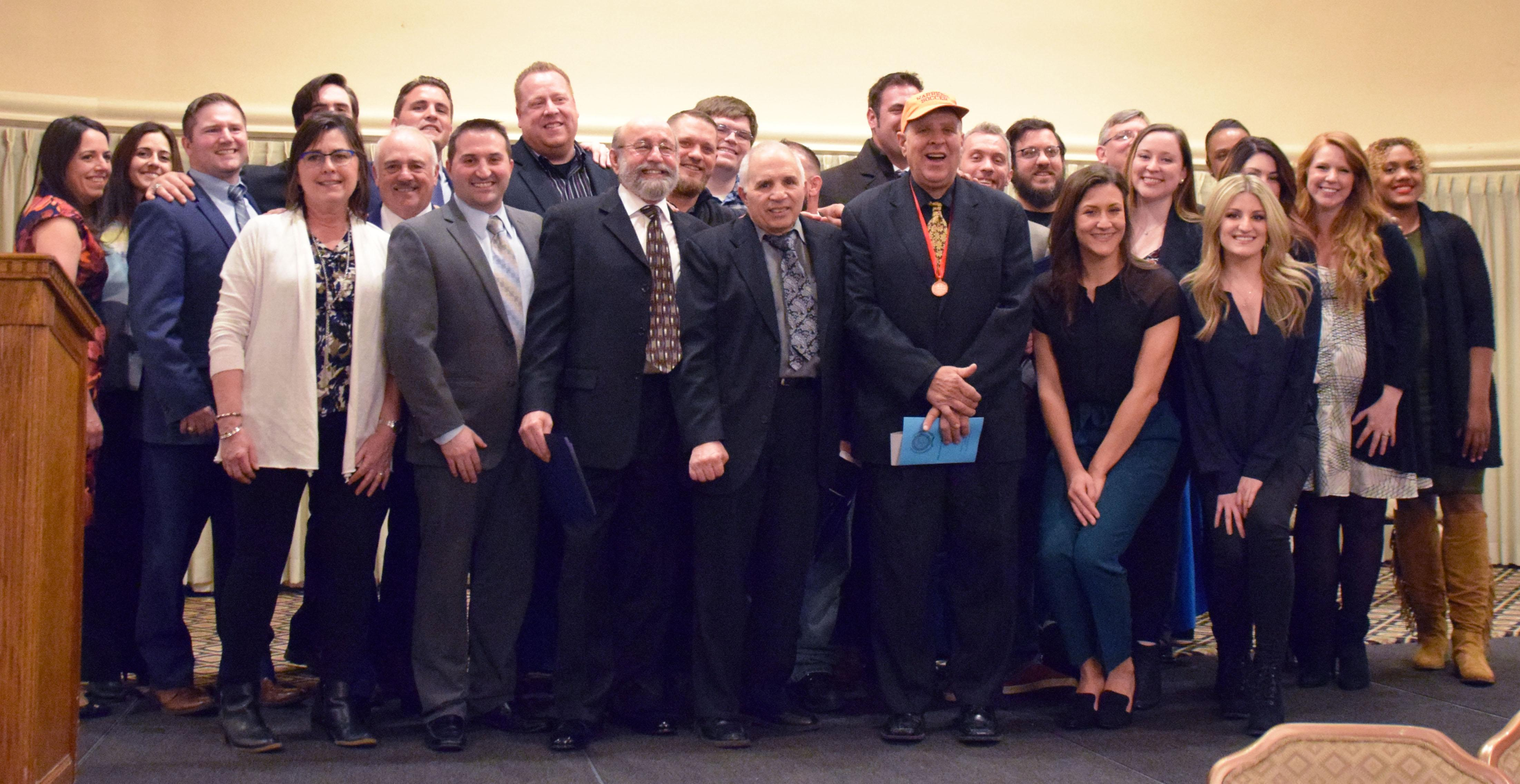Willowbrook inducts Athletic Hall of Fame Class of 2019