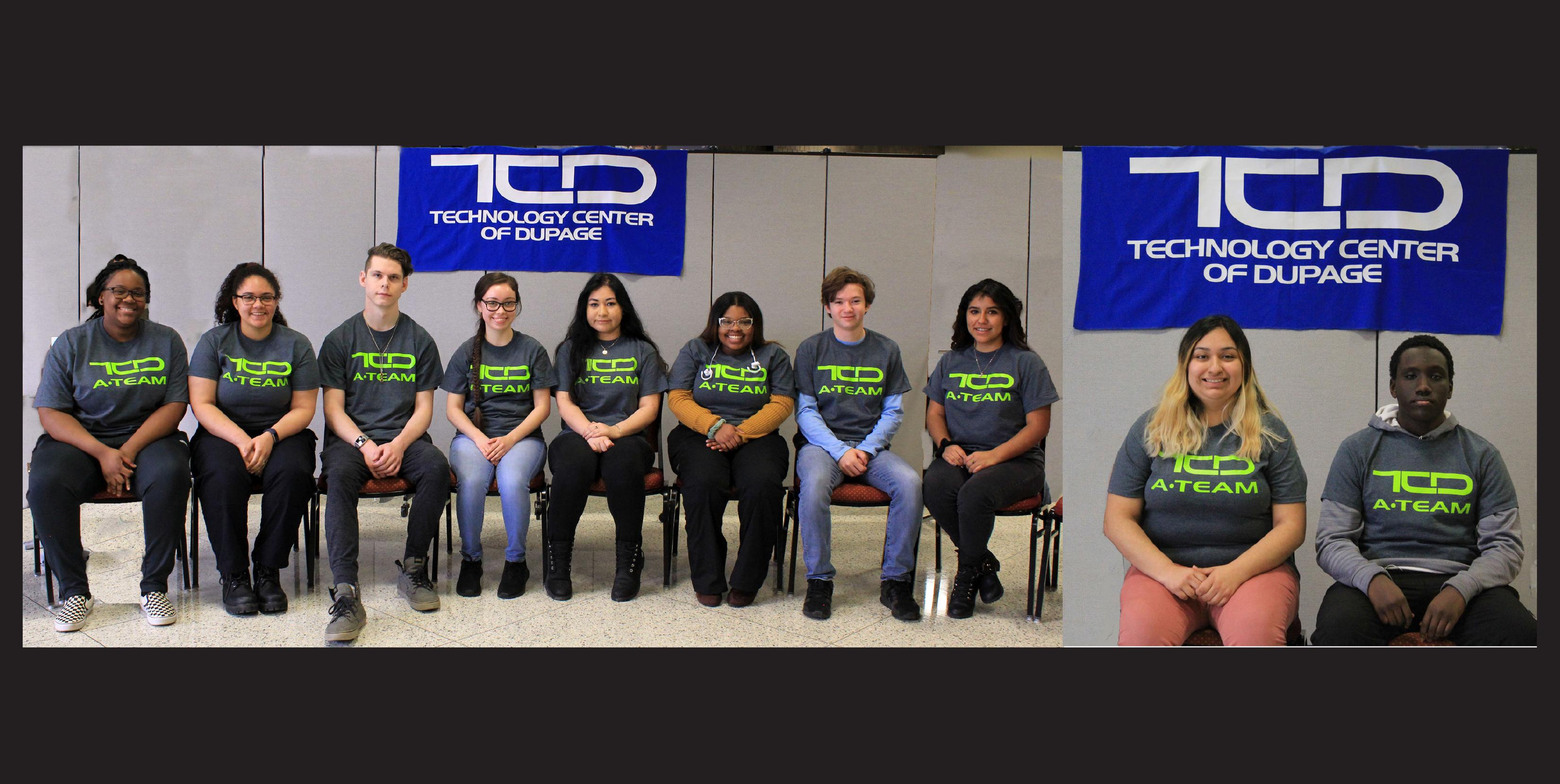 Willowbrook students named to TCD A-Team for academic excellence