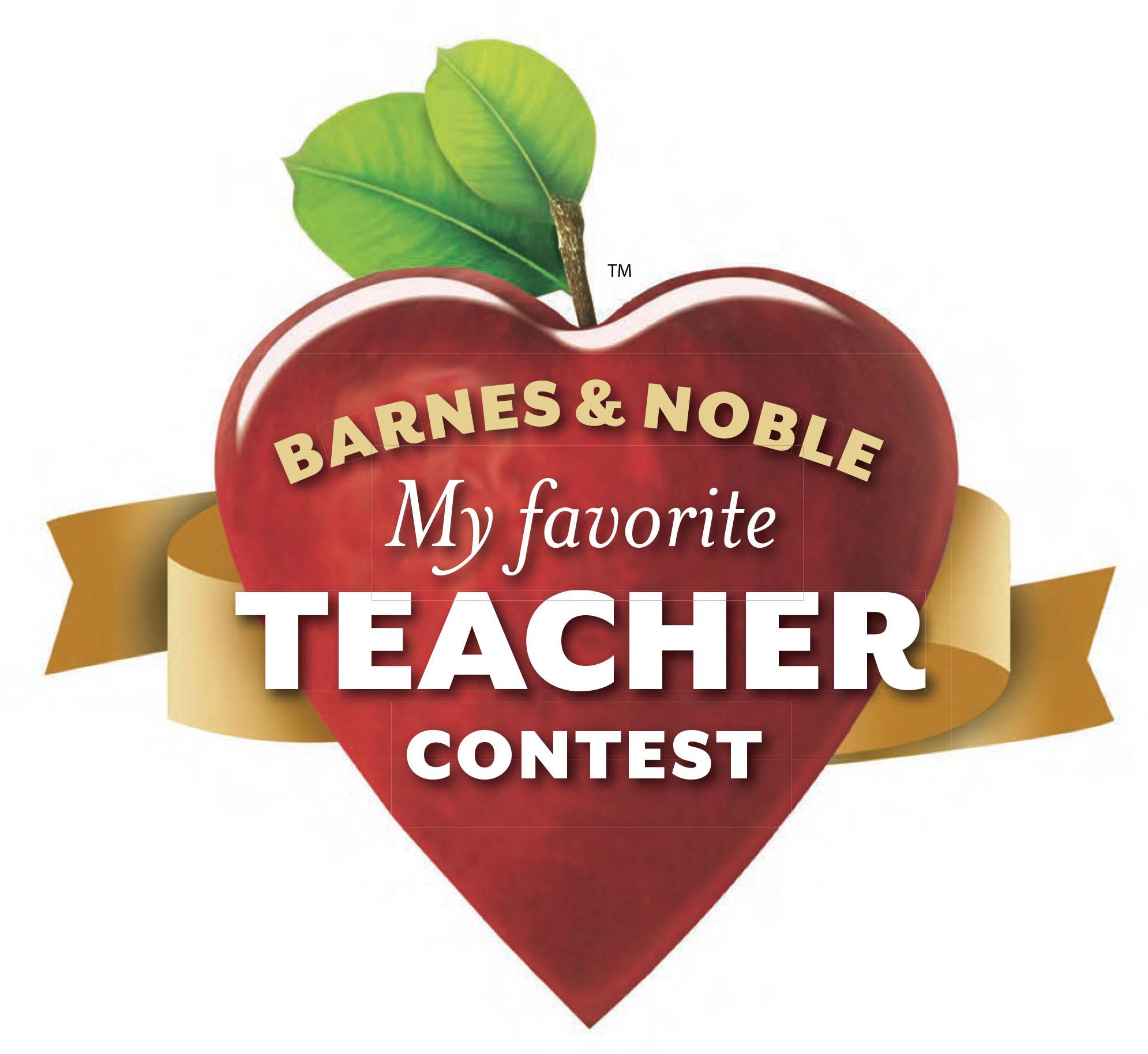 District 88 students invited to participate in Barnes & Noble 'My Favorite Teacher Contest'