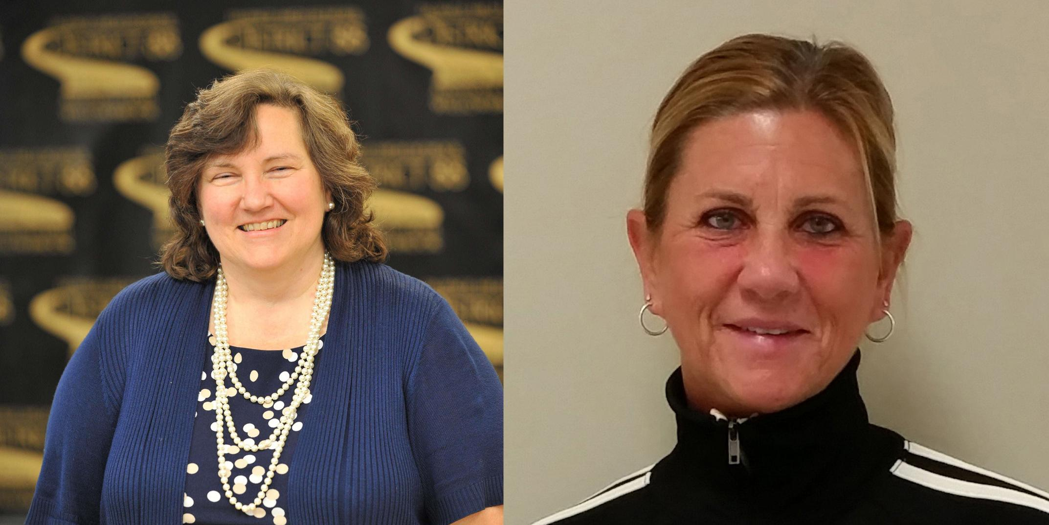 District 88 Board President and physical education teacher earn ISBE Those Who Excel Award