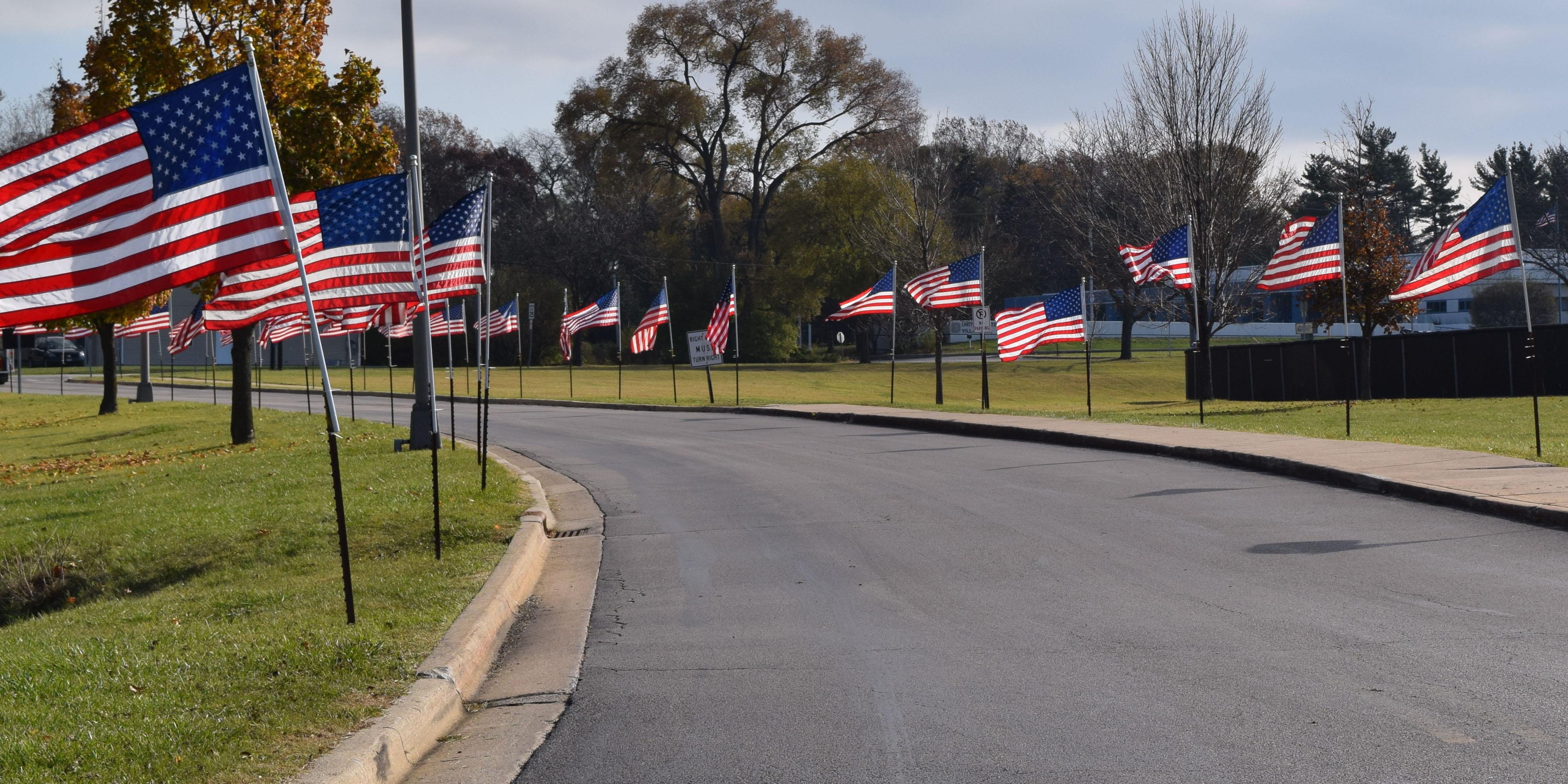 District 88 hosts events to recognize Veterans Day