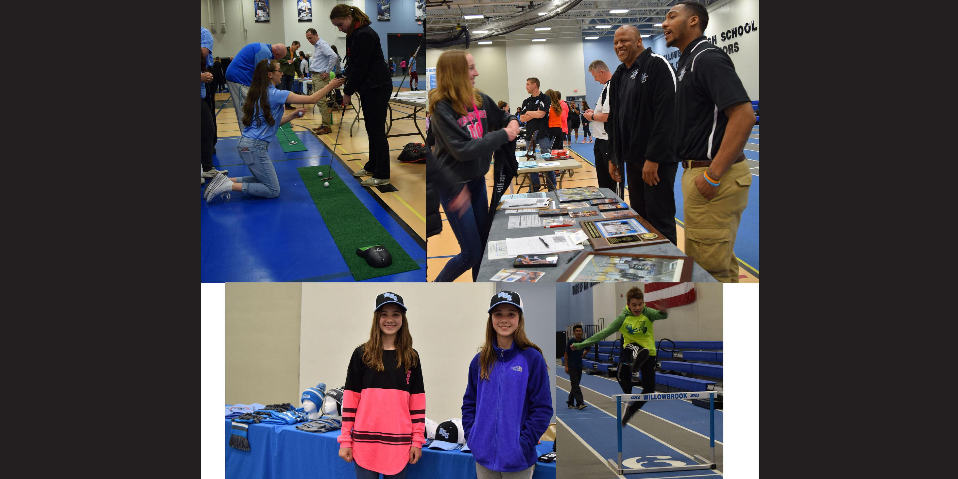 Willowbrook hosts annual Meet the Coaches Night