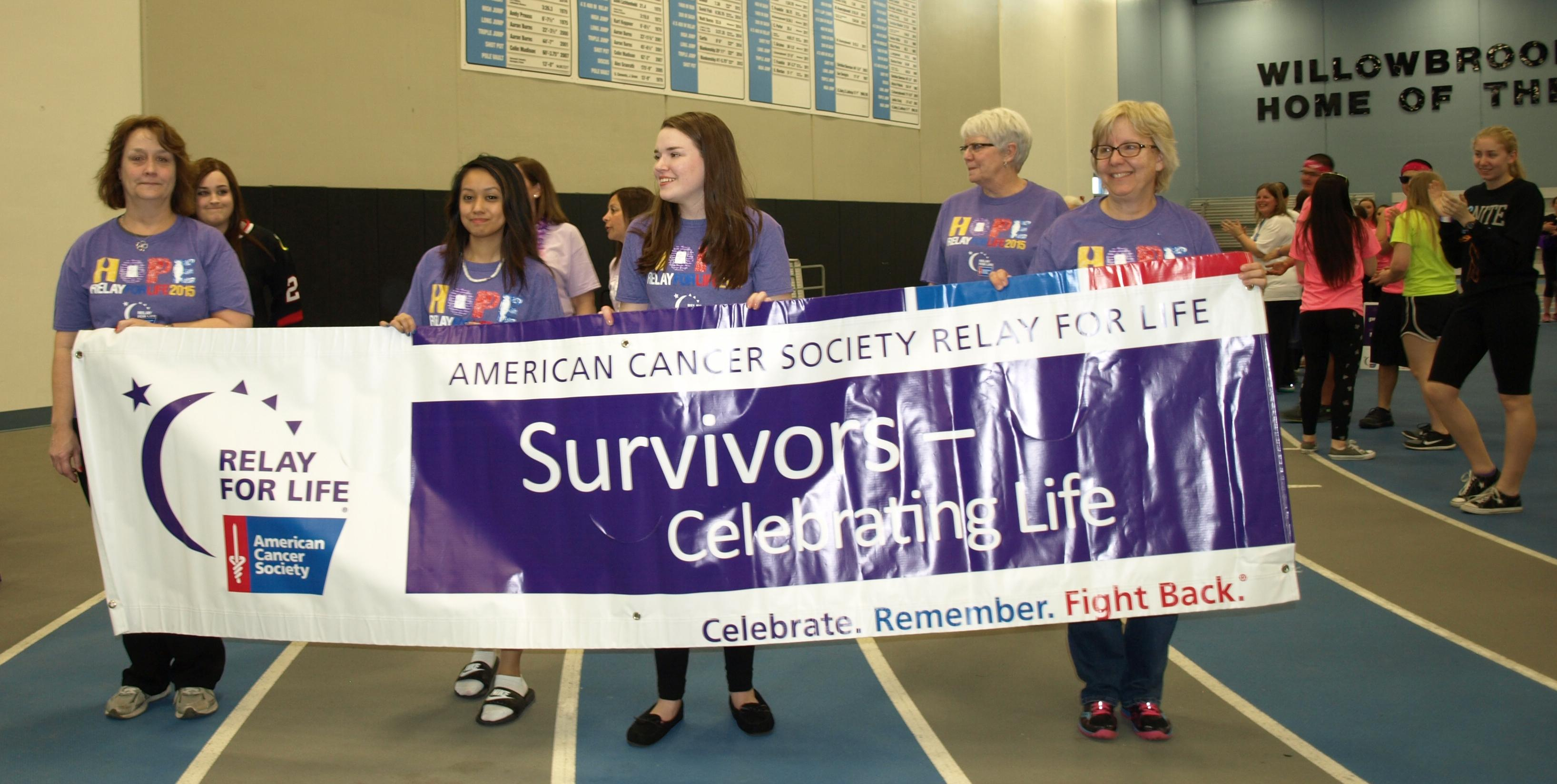 Willowbrook raises more than $60,000 for the American Cancer Society