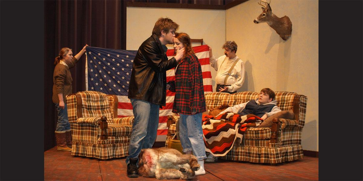 Willowbrook presents spring play, 'A Lie of the Mind'