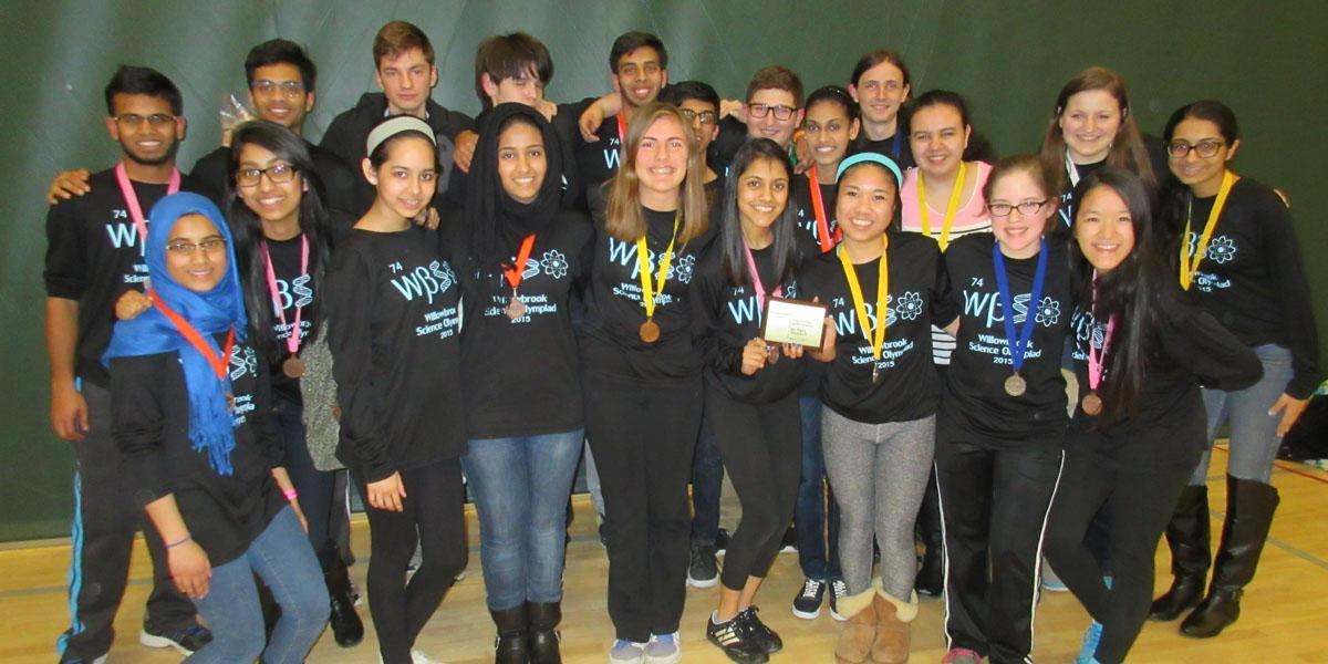 Willowbrook students to compete in Illinois Science Olympiad State competition