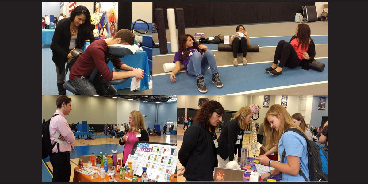 Willowbrook hosts 2nd annual Student Wellness Day
