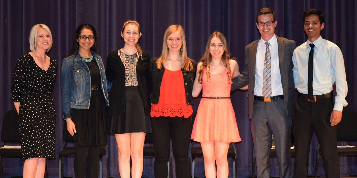 Willowbrook announces 2014-15 National English Honor Society inductees