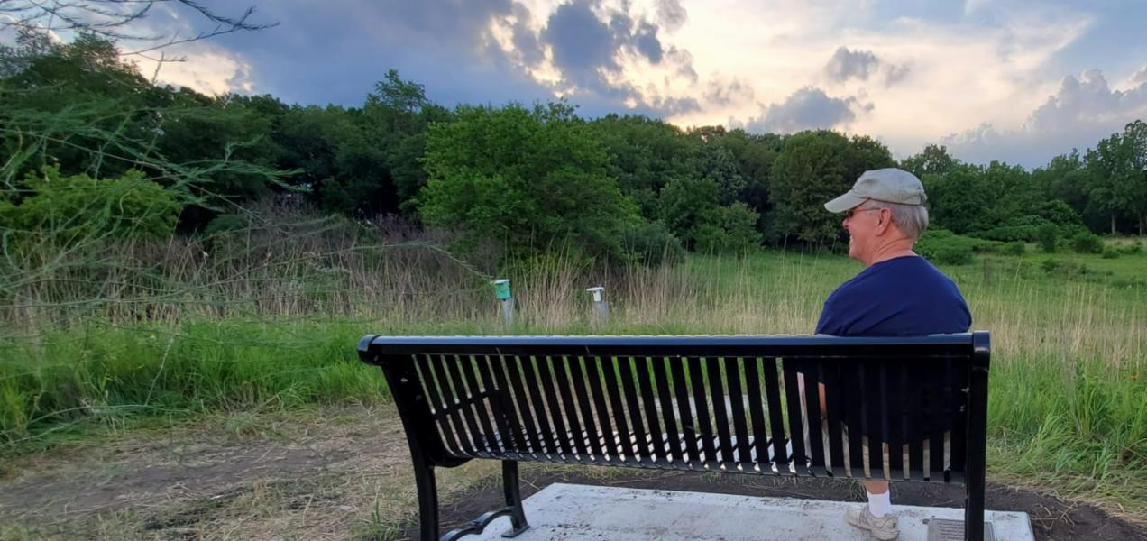 Retired Addison Trail teacher honored for years of service to Kane County Audubon