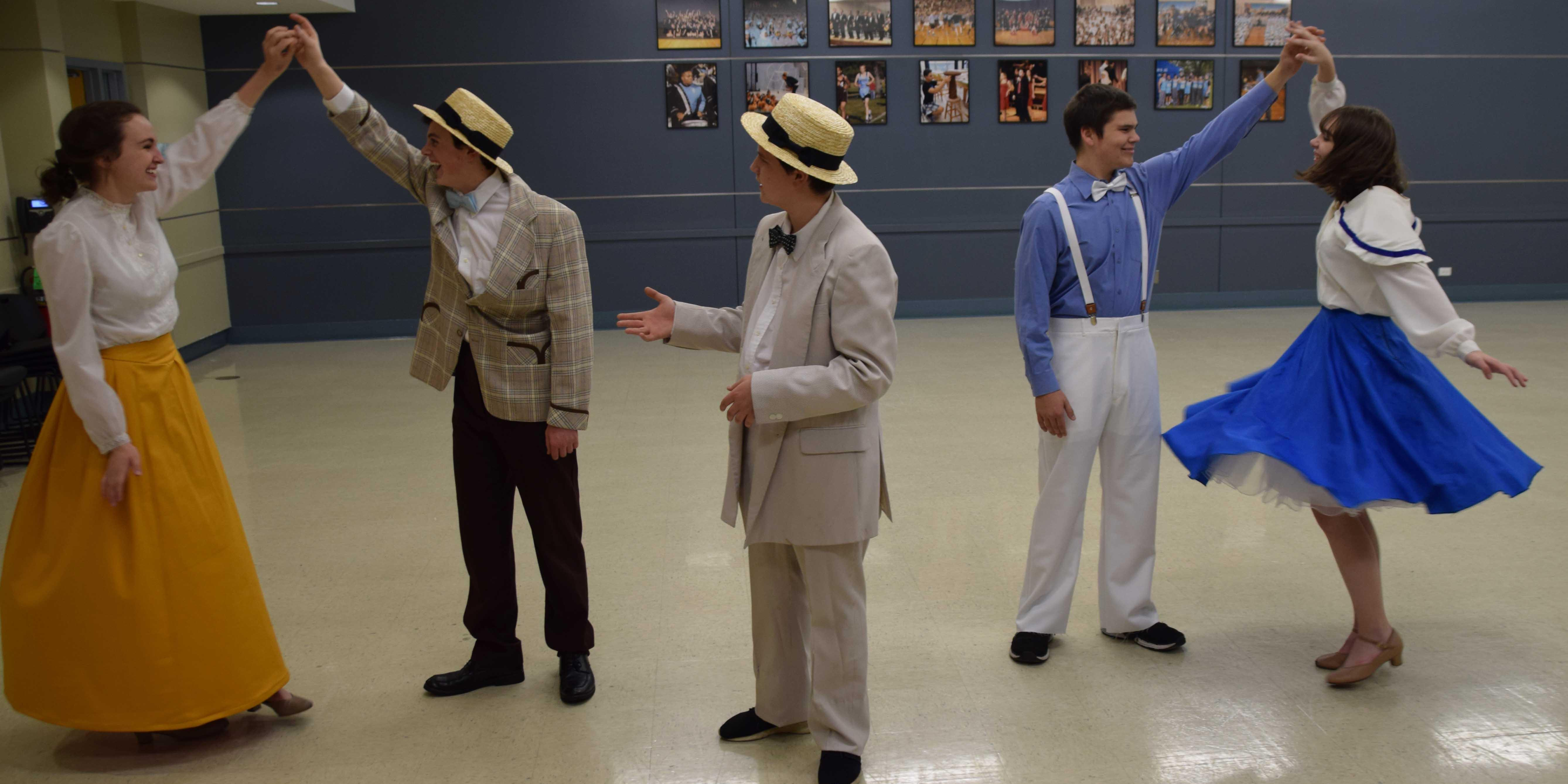 Willowbrook Theatre to present fall musical, 'The Music Man'