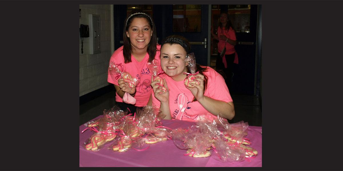 District 88 National Breast Cancer Awareness Month recap