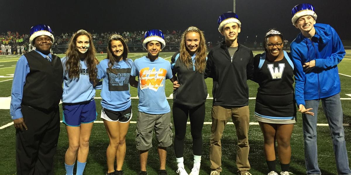 Willowbrook hosts Homecoming 2015