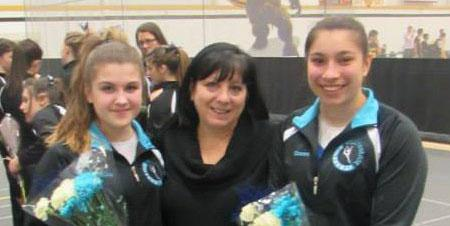 Willowbrook coach named Illinois High School Association NFHS Girls Gymnastics Coach of the Year