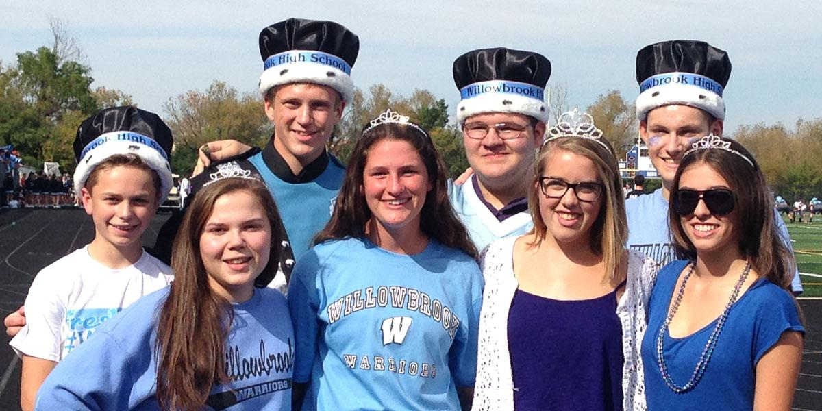 Willowbrook hosts Homecoming 2014
