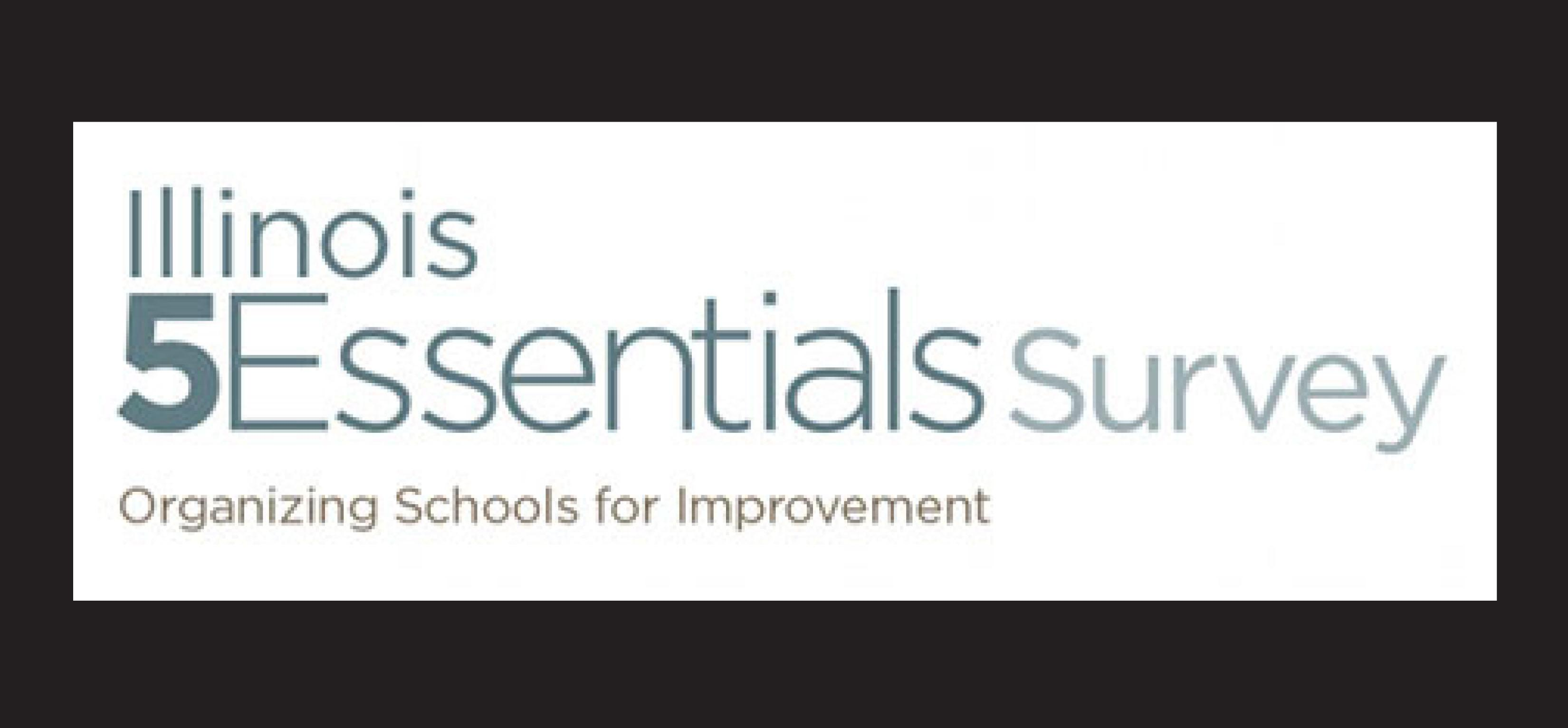 2015 Illinois 5Essentials Survey now open
