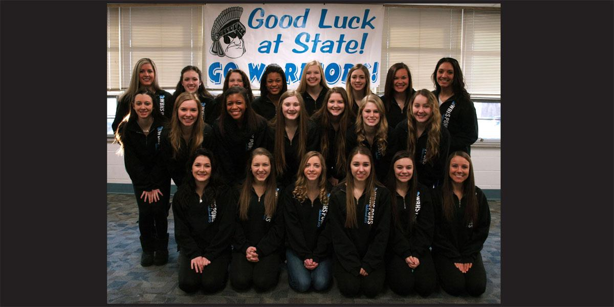 Willowbrook Poms Team to compete in TDI Category Championship