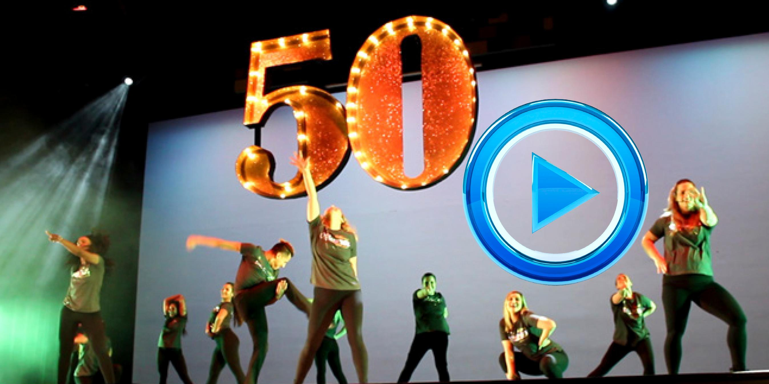 Addison Trail presents 50th Anniversary Orchesis Show